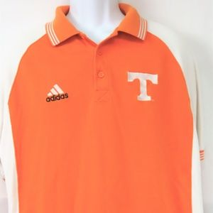 University of Tennessee Adidas Polo